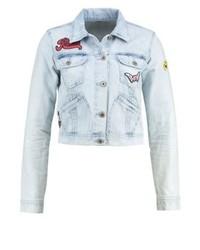 Denim jacket light azure medium 3940612