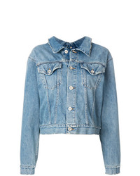 Unravel Project Ed Denim Jacket
