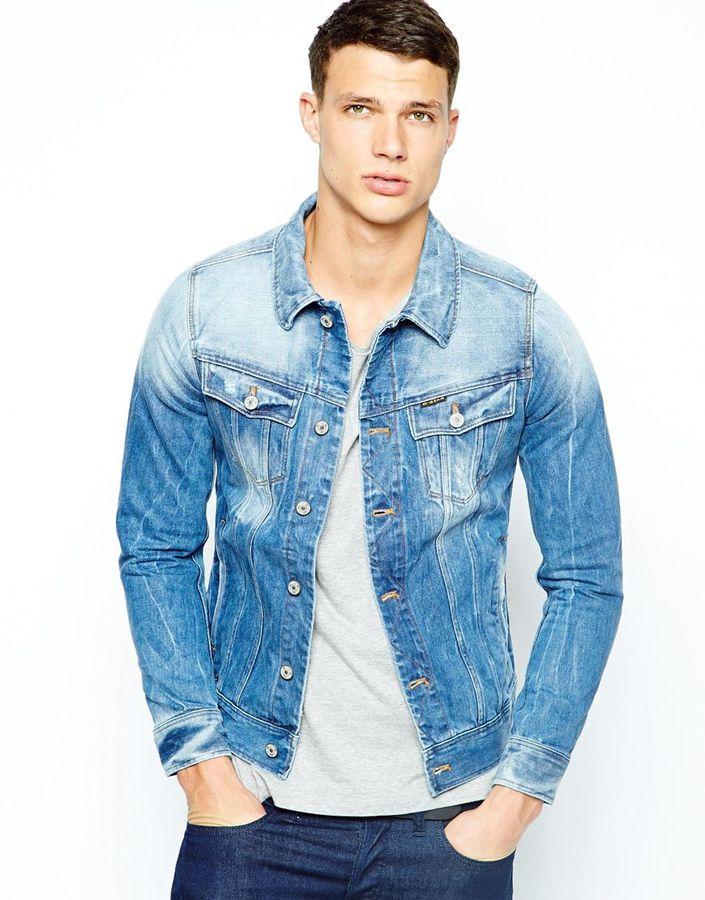 Gstar jeans jacke
