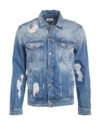 Tommy Hilfiger Trucker Denim Jacket Denim