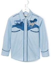 Stella McCartney Kids Dallas Denim Shirt