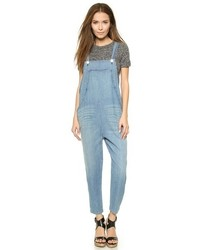 L'Agence Lat By Relaxed Overalls