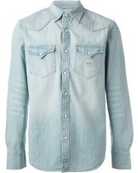 Light blue denim shirt original 2930811
