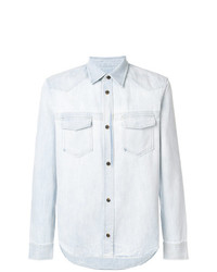 Maison Margiela Denim Two Pocket Shirt