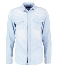 Produkt Pktdek Shirt Light Blue Denim