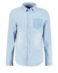 YOURTURN Shirt Blue Denim