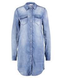 Vibista denim dress medium blue denim medium 4238861