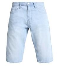 Denim shorts blue bleached medium 3775006