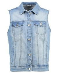 Jerica waistcoat blue denim medium 3996509