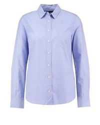 J.Crew Boy Fit Shirt French Blue