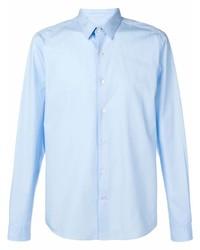 Ami Paris Classic Collar Shirt