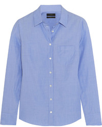 J.Crew Cotton Poplin Shirt