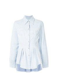 MM6 MAISON MARGIELA Flared Peplum Shirt