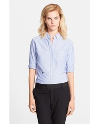 Band Of Outsiders Long Sleeve Oxford Shirt