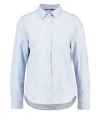 Onllaura shirt light blue denim medium 3937281