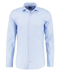JOOP! Panko Slim Fit Formal Shirt Light Blue
