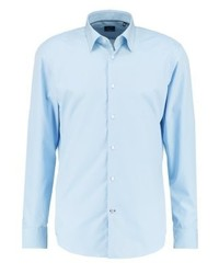 JOOP! Pierre Slim Fit Formal Shirt Light Blue