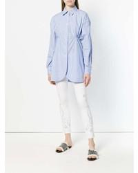 Ermanno Scervino Ruched Detail Shirt
