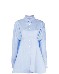 Ermanno Scervino Ruched Detail Shirt