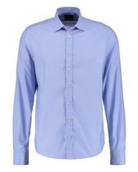 Sand Copenhagen Simon Trim Regular Fit Formal Shirt Mittelblau