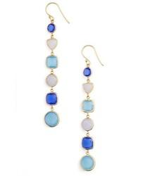 Argento vivo linear earrings medium 1125471