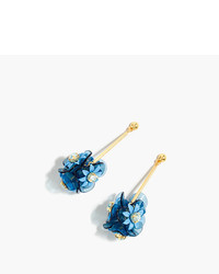 J.Crew Bouquet Drop Earrings