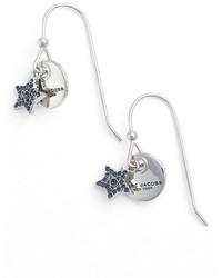 Coin drop earrings medium 757135