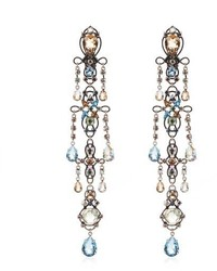Ginger crystal embellished earrings medium 799340