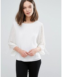 Only Risa Embellished Blouse