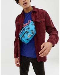 Herschel Supply Co. X Santa Cruz Seven 35l Bum Bag In Blue