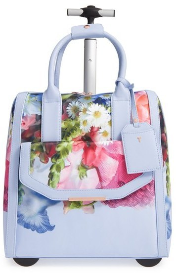 c788df7439a319 ... Ted Baker London Vickey Floral Focus Travel Bag ...