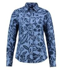 GANT Shirt Indigo Blue