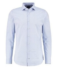 Panko slim fit shirt hellblau medium 3777800