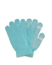 Light Blue Gloves