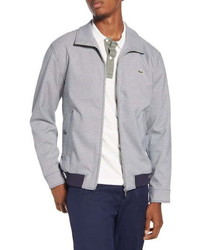 Light Blue Harrington Jacket