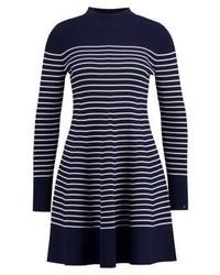 Tommy Hilfiger Gaila Jumper Dress Blue