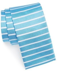 Ted Baker London Stripe Knit Silk Tie