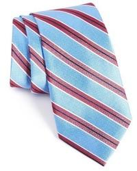 Nordstrom Shop Classic Stripe Silk Tie