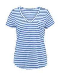 Gap Print T Shirt Blue