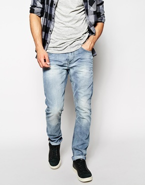 Blend of America Blend Jeans Twister Slim Fit Vintage Light Wash