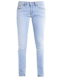 Kings Of Indigo Dido Straight Leg Jeans Electric Light