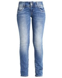 Pepe Jeans Dita Straight Leg Jeans Blue Denim