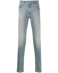 Represent High Rise Slim Fit Jeans