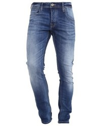 Jjiglenn jjoriginal slim fit jeans blue denim medium 3775744
