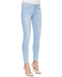 Frame Denim Le Skinny Light Wash Jeans Redchurch Street