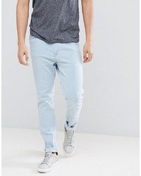 LDN DNM Light Blue Skinny Jeans