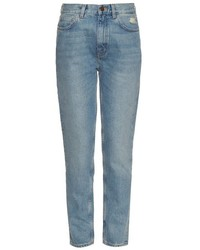 MiH Jeans Mimi High Rise Slim Fit Jeans