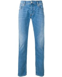 Diesel Straight Fit Jeans