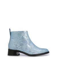 Sies Marjan Crinkle Ankle Boots