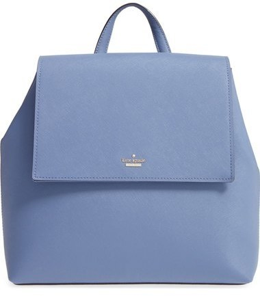 modern and elegant in fashion unique design latest style £275, Kate Spade New York Cameron Street Neema Leather Backpack Grey